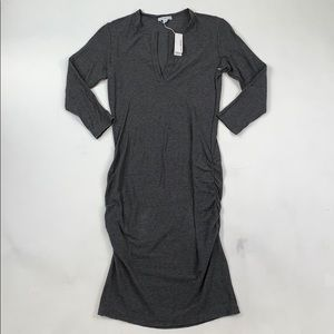 James Perse Long Sleeved Dress
